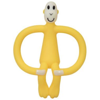 Matchstick Monkey, Gryzak Masujący ze Szczoteczką żółta