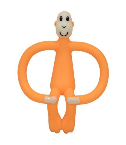 Matchstick Monkey, Gryzak Masujący ze Szczoteczką pomarańczowy