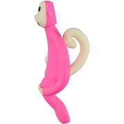 Matchstick Monkey, Gryzak Masujący ze Szczoteczką różowy