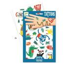 Djeco, Tatuaże ZWIERZACZKI