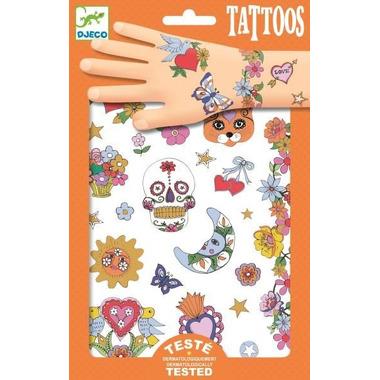Djeco, Tatuaże MEKSYKAŃSKA FIESTA