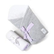ColorStories, Rożek niemowlęcy Lavender Dots