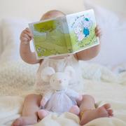 Meiya & Alvin, Zestaw prezentowy książeczka z lalką