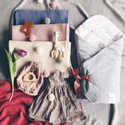 ColorStories, Rożek niemowlęcy MilkyWay Peach