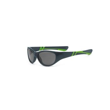Real Kids, Okulary przeciwsłoneczne DISCOVER 2+ Graphite and Lime