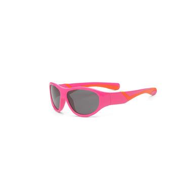 Real Kids, Okulary przeciwsłoneczne DISCOVER 2+ Pink and Orange