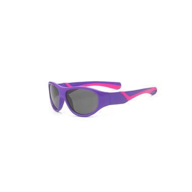 Real Kids, Okulary przeciwsłoneczne DISCOVER 4+ Purple and Pink
