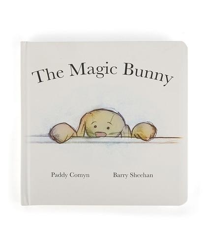 "Jellycat, książeczka ""The magic bunny"""