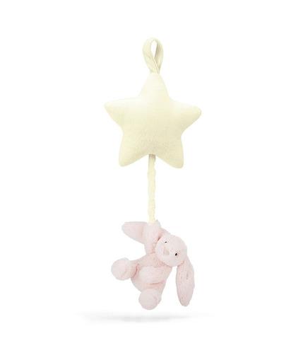 Jellycat, Króliczek z gwiazdką 28 cm różowy