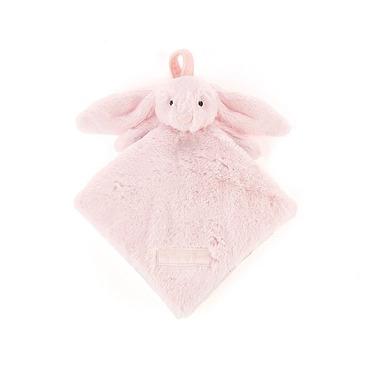 """Jellycat, książeczka """"My pink bunny"""" 15 cm różowa"""