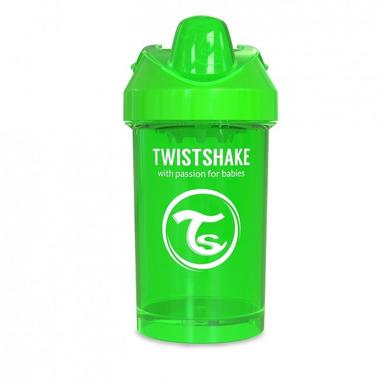 Twistshake - Kubek niekapek z mikserem do owoców 300ml