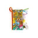 """Jellycat, książeczka """"Garden tails"""" 21 cm"""