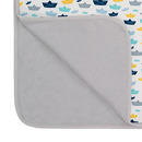 Lassig, Ręcznik Poncho Paper Boat 120x60 cm UV 50+