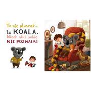 """Bajka, """"Koala nie pozwala!"""" Rafał Witek"""
