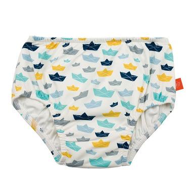 Lassig, Majteczki do pływania z wkładką chłonną Paper Boat UV 50+ 36mc