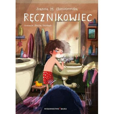 """Bajka, """"Ręcznikowiec"""" Joanna M. Cmielewska"""