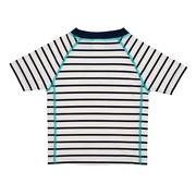 Lassig, Koszulka T-shirt do pływania Sailor navy UV 50+ 12mc