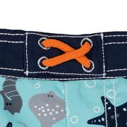 Lassig, Spodenki do pływania z wkładką chłonną Star Fish UV 50+ 6mc
