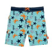 Lassig, Spodenki do pływania z wkładką chłonną Star Fish UV 50+ 12mc