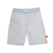 Lassig, Spodenki do pływania z wkładką chłonną Small Stripes UV 50+ 36mc