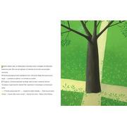 """Bajka, """"Zielony, Nikt i gadające drzewo"""" Małgorzata Strzałkowska"""