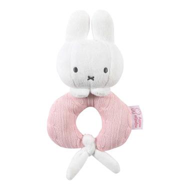Tiamo-Miffy, tiamo, Miffy Knited Grzechotka Róż
