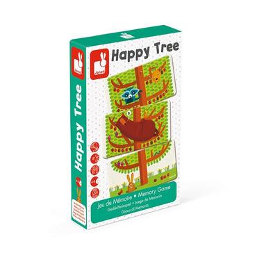 Janod, Gra pamięciowa Szczęśliwe drzewo