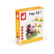 Janod, Gra strategiczna Top 10