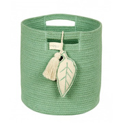 Lorena Canals, Basket Leaf Green
