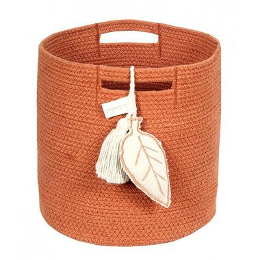 Lorena Canals, Basket Leaf Terracota