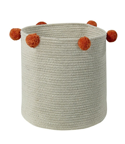 Lorena Canals, Basket Natural Terracota