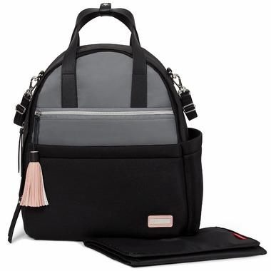 Skip Hop, Plecak Nolita Grey/Black