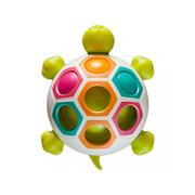 Fat Brain Toy, Żółw Shelly Sorter Kolorów