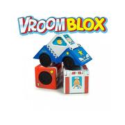 Fat Brain Toy, Samochodziki Vroom Blox