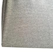 Nanaf Organic, BAMBUS, Prześcieradło do Kosza Mojżesza 35x75 cm, ciemnoszare