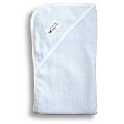 Nanaf Organic, BAMBUS, Ręcznik bambusowy 85x85, błękitny