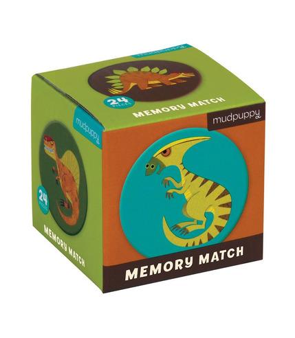 Mudpuppy, Gra Mini Memory Dinozaury