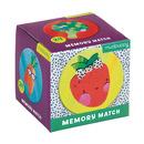 Mudpuppy, Gra Mini Memory Owoce i warzywa