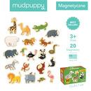 Mudpuppy, Zestaw magnesów Zwierzęta z zoo 20 elementów