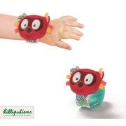 Lilliputiens, Lemur Georges Grzechotka na rękę