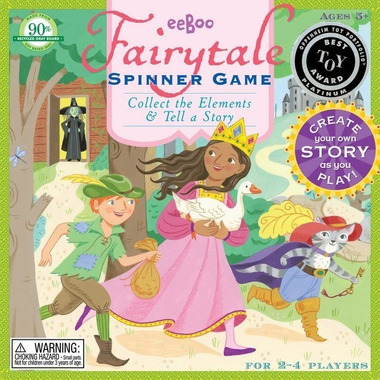 Eeboo, Gra Fairytale (opowiedz bajkę)