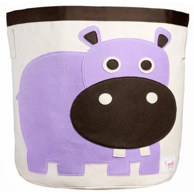 Kosz na zabawki Hipopotam