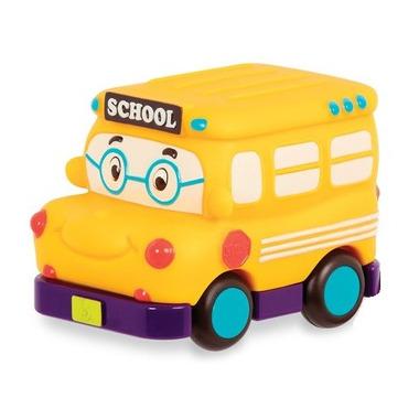Btoys, Autko miękkie MINI - Autobus szkolny