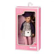 Lori, Lalka LORI - szatynka w fioletowym kapeluszu