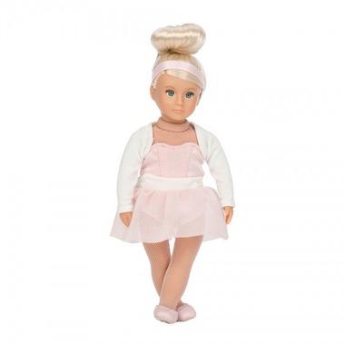 Lori, Lalka CLARA - baletnica, blondynka z kokiem