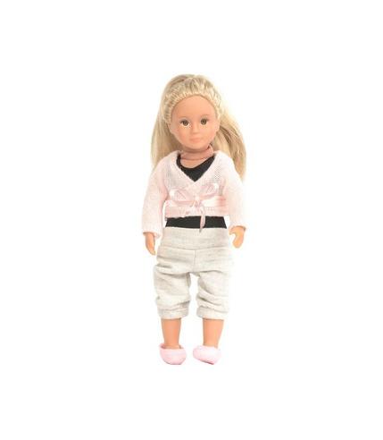 Lori, Lalka ANALEIGH - tancerka, blondynka, w spodniach pumpach