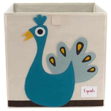 Pudełko na zabawki Paw 3 Sprouts