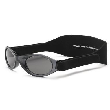 Okulary przeciwsłoneczne, My First Shades - Black 0+