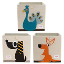 Pudełko na zabawki Kangur