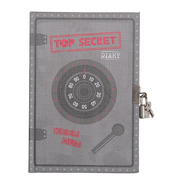 Tiger Tribe, Pamiętnik, motyw Top secret